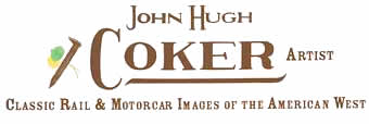 John Hugh Coker is an artist extraordinaire...and he's a nice guy too...check him out...